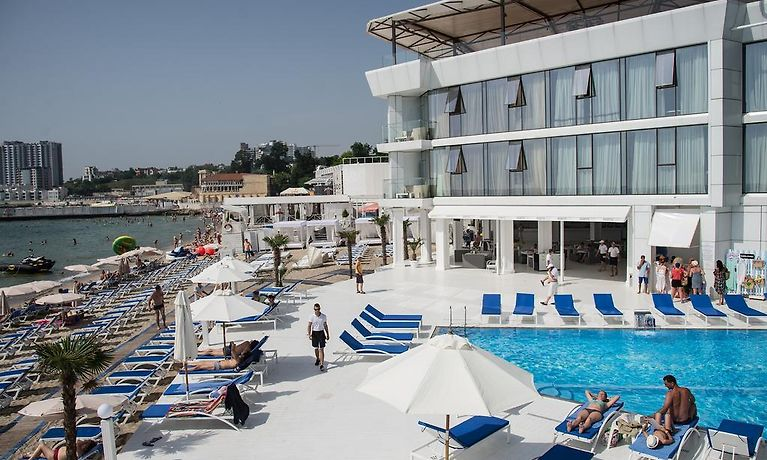 Portofino Hotel Beach Resort Odessa
